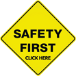 our new safety protocols
